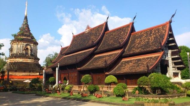 Wat Lok Molee, Chiang Mai